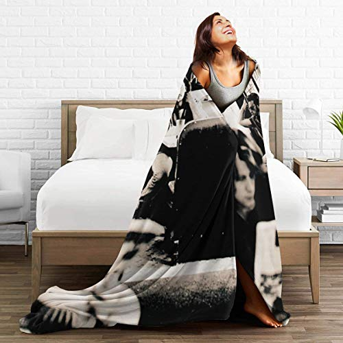 ENGXINYANJING Bon Jovi Cross Road Ultra-Soft Micro Fleece Blanket Throw Superweiche Fuzzy Lightweight Hypoallergenic Plüschbett Couch Wohnzimmer