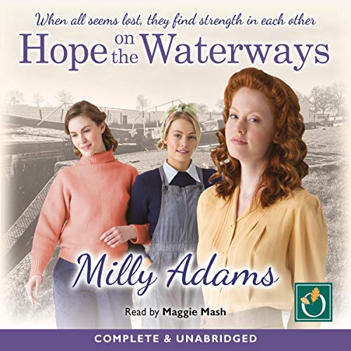 Hope on the Waterways audiobook cover art