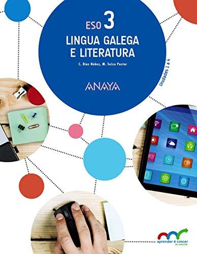 Lingua Galega e Literatura 3. (Aprender é crecer en conexión) - 9788467853322