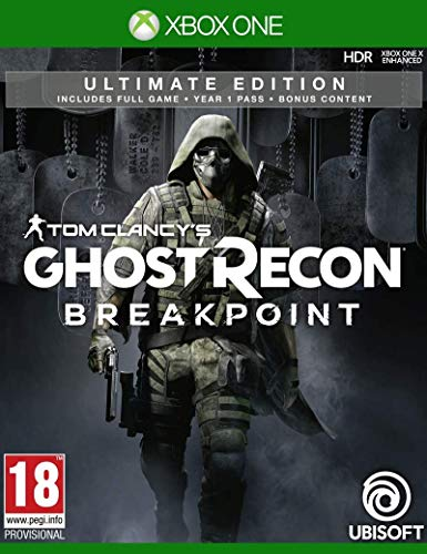 Tom Clancy's Ghost Recon Breakpoint Ultimate Edition AT PEGI 100% UNCUT