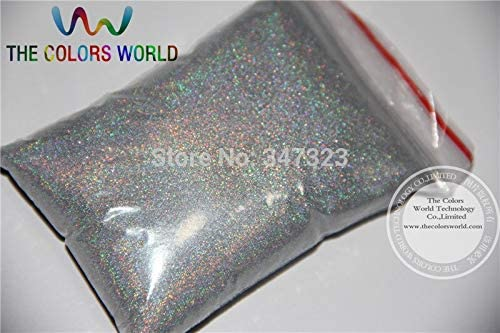 Gabcus TCA100 0.05mm 002 Laser Silver Glitter Color Sales for sale Oklahoma City Mall N Powder for