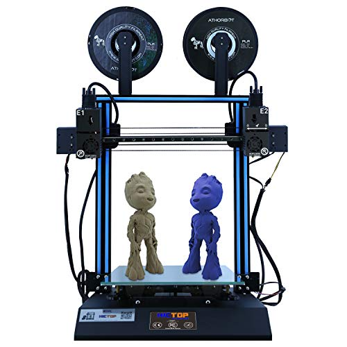 HICTOP Tenlog D3 pro 3D Printer IDEX Independent Dual Extruder 24V D3 Hero...