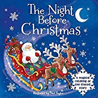 The Night Before Christmas: A magical retelling of the classic storyクリスマス [並行輸入品]
