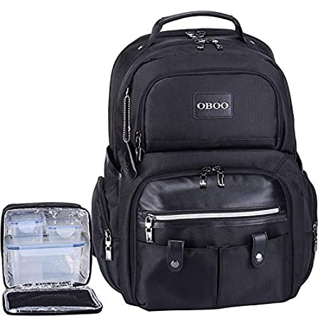 Best Laptop Bag With Lunch Compartment