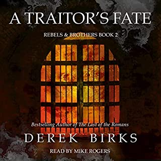 A Traitor's Fate cover art