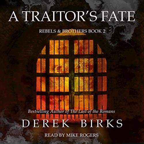 A Traitor's Fate cover art