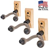 3 Pack of String Swing CC01 Wall Mount Guitar Hangers