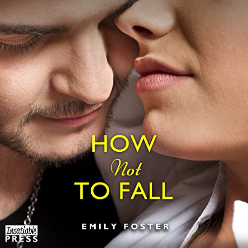 How Not to Fall audiobook cover art