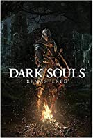 Dark Soul Remastered Movie Poster Painting Canvas Wall Art Picture Living Room Decor Home Decor Canvas Print 60x80cm Unframed