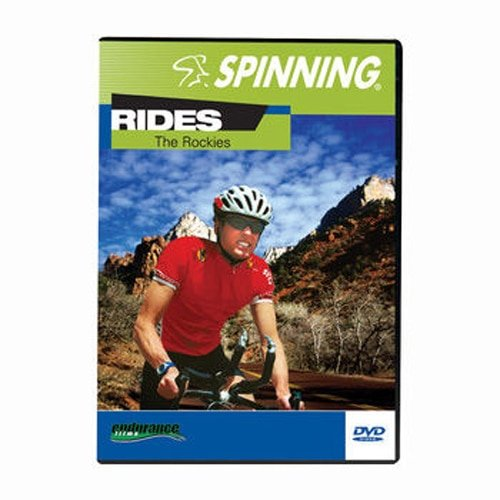 Mad Dogg Athletics Spinning Rides: The Rockies DVD