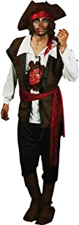 Morphsuits Men's Digital Dudz Beating Heart Flesh Wound Halloween Costume - Multi - X-Large