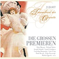 Great Premiere-Operetta Brought on