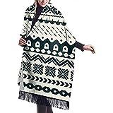 Bufanda grande con capucha sin costuras, para invierno, cálida, para viajes
