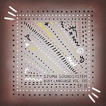 Body Language, Vol. 21 - EP2