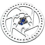 myBESTscooter - Repuesto de Disco para Unidad de Freno para el Patinete eléctrico Xiaomi M365