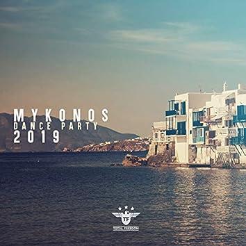Mykonos 2019 Dance Party