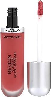 Revlon Ultra Hd Matte Lipcolor, Velvety Matte Liquid Lipstick, 655 Kisses, 0.16 Oz