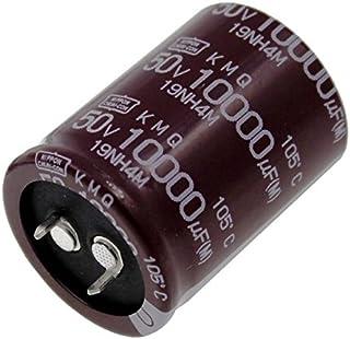 Snap In Elko Kondensator Radial 10000µF 50V 105°C EKMQ500VSN103MR40S d30x40mm 10000uF