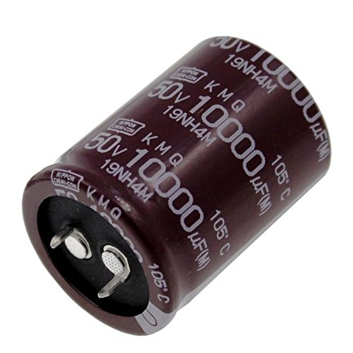 20x Elko Kondensator radial 10µF 450V 105°C ; EKMG451ETE100MK20S ; 10uF
