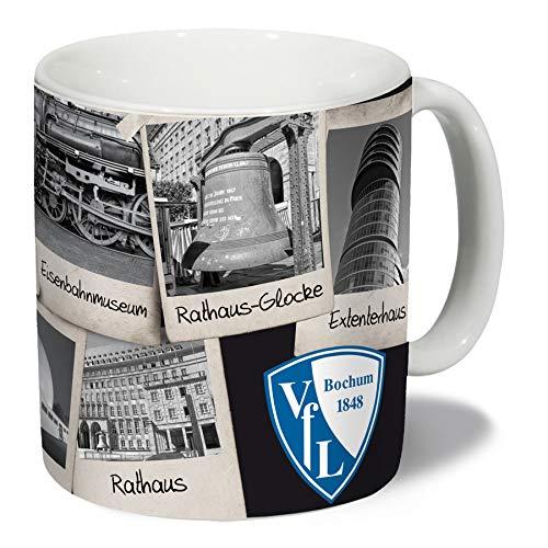 VfL Bochum Kaffeebecher/Tasse ** Sightseeing **