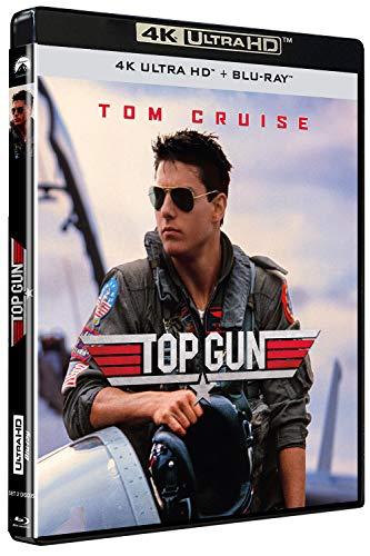 Top Gun - Edición metálica (4K UHD + BD) [Blu-ray]