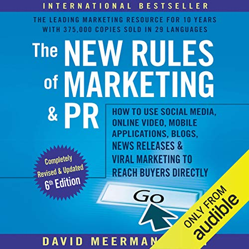Couverture de The New Rules of Marketing & PR, 6th Edition