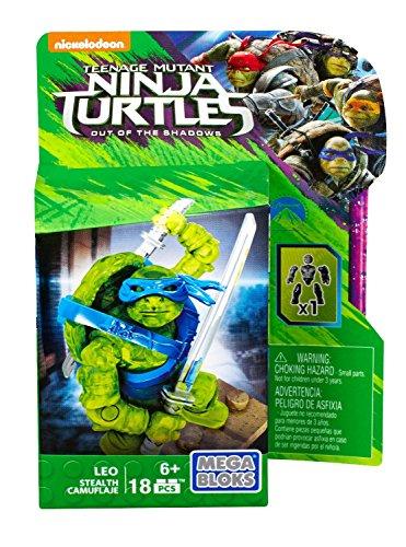 Mega Bloks Teenange Mutant Ninja Turtles