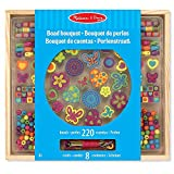 Melissa & Doug | Bouquet De Perles En Bois | Art & créations | 4+ years