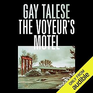 The Voyeur's Motel audiobook cover art