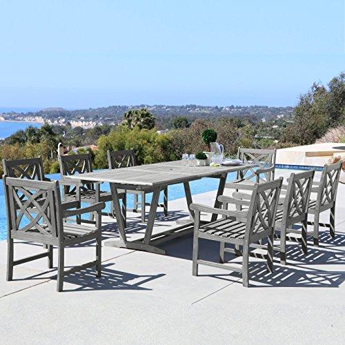 Vifah V1294SET12 Renaissance Outdoor Furniture
