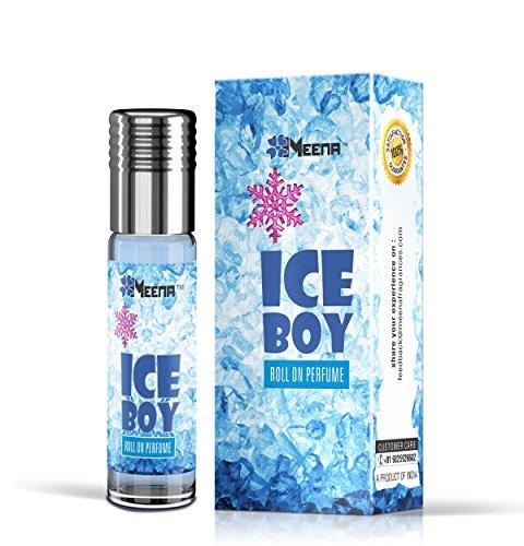 Meena Fragrances Ice-Boy Roll On Perfume (8 ML)