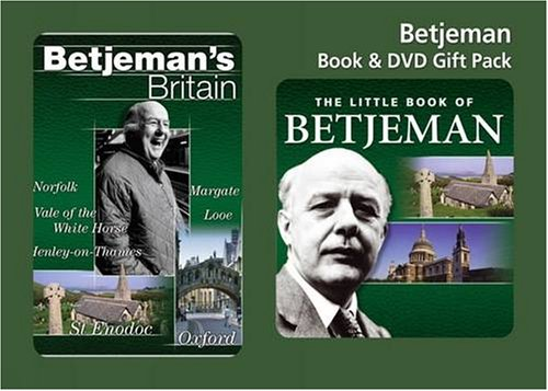 Betjeman's Book And DVD Gift Pac...