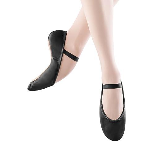 Bloch Dance Womens Dansoft Full Sole Leather Ballet Slipper/Shoe