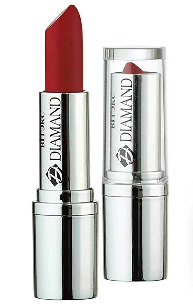 バイパスお手伝いさんひらめきBielita & Vitex | DIAMAND Lipstick | Lipstick - lip gloss (cream) | Candelilla Wax | Beeswax | Carnauba Wax (shade 175, Cranberry Syrup)