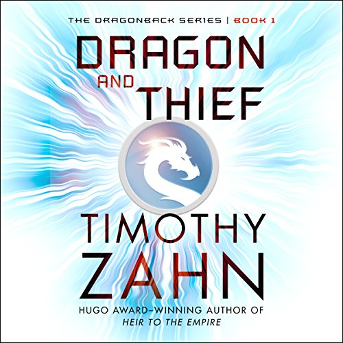 Dragon and Thief     A Dragonback Novel              De :                                                                                                                                 Timothy Zahn                               Lu par :                                                                                                                                 Hannah Engel                      Durée : 6 h et 17 min     Pas de notations     Global 0,0