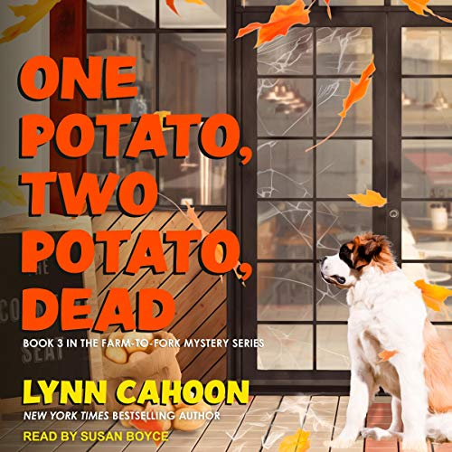 One Potato, Two Potato, Dead audiobook cover art