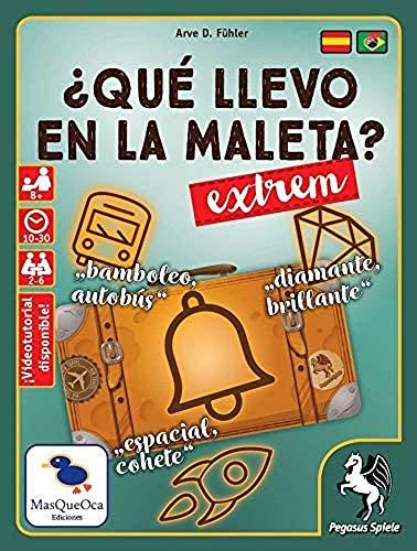 Ediciones MasQueoca - Que llevo en la maleta (Español)(Portugués)