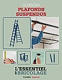 Portes, cloisons & isolation : cloisons - plafonds suspendus (Bricolage)