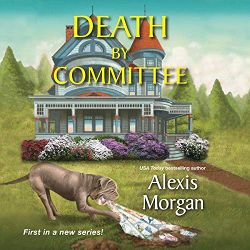 Death by Committee: Abby McCree Mystery Series, Book 1