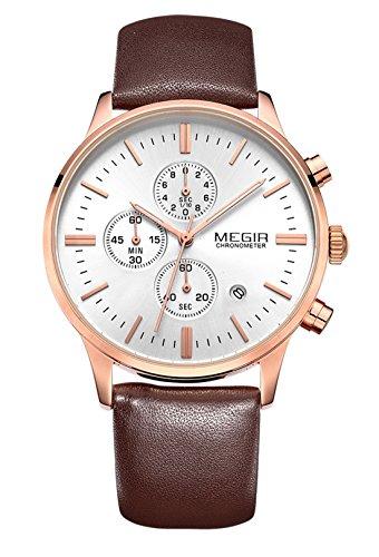 Megir -  -Armbanduhr- MG2011L