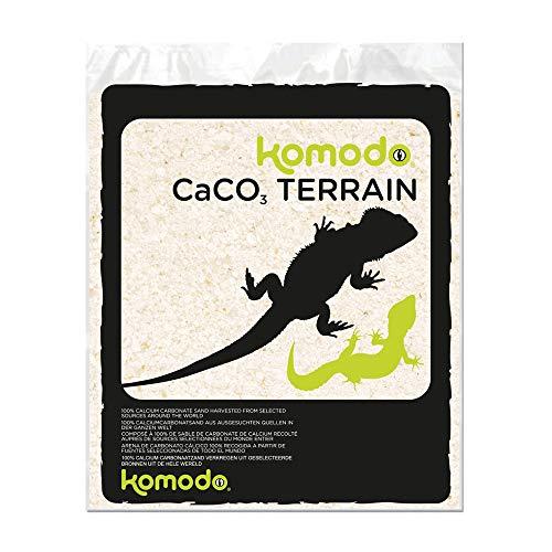 Komodo Sac de sable Caco Blanc 4 kg