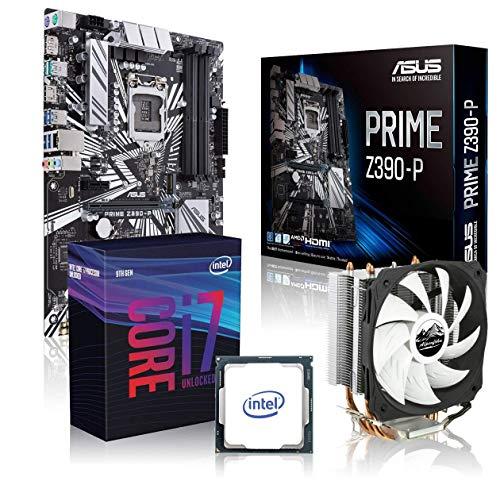 Memory PC Aufrüst-Kit Bundle i7-8700, 16 GB DDR4, ASUS Prime Z390-P, fertig montiert und getestet