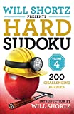 Will Shortz Presents Hard Sudoku Volume 4: 200 Challenging Puzzles