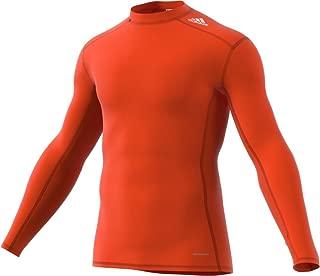 Mens Techfit Base Warm Mock Training Shirt