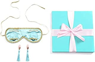 Utopiat Audrey Style Sleep Mask Earplug Set Inspired By Breakfast At Tiffany's
