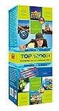 Top 1000 Teil 1. Deutsch-Spanisch / Spanisch-Deutsch: 400 Karteikarten