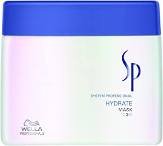 Wella SP Hydrate Hair Mask Without Overweighting, Long Lasting Protection for Dry Hair, 400 milliliters