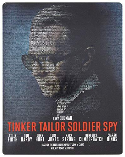 Tinker Tailor Soldier Spy (Ltd Edition Steelbook) - Double Play (Blu-ray + DVD) [Reino Unido] [Blu-ray]