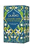 Pukka Tisane Infuso Chamo Vanil Manuka Hon - Confezione da 20 filtri