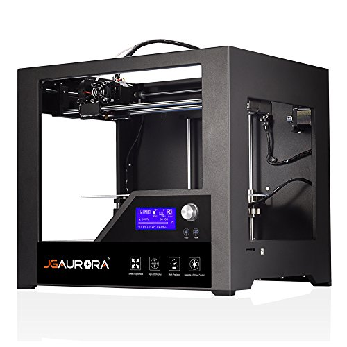 JGMAKER 3D Printer Z-603S Fully Sturdy Metal Structure High Precision Stable Working Machine Print...
